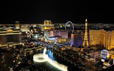 THE ULTIMATE LAS VEGAS GROUP TRIP