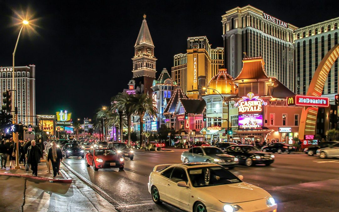 A GUIDE TO LAS VEGAS FOR FIRST-TIMERS